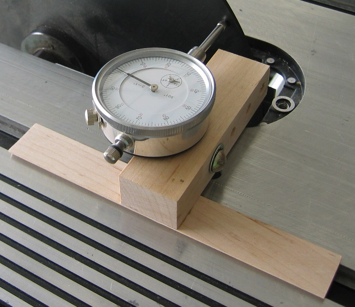 Dial Indicator Mounting In Collet : Shopsmith forums sharing information about woodworking