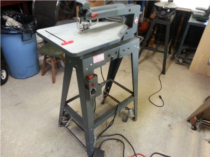 porter cable scroll saw manual