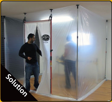 Pop Up Paint Booth >> Pop Up Spray Paint Booth Spray Painting Kitchen Cabinets