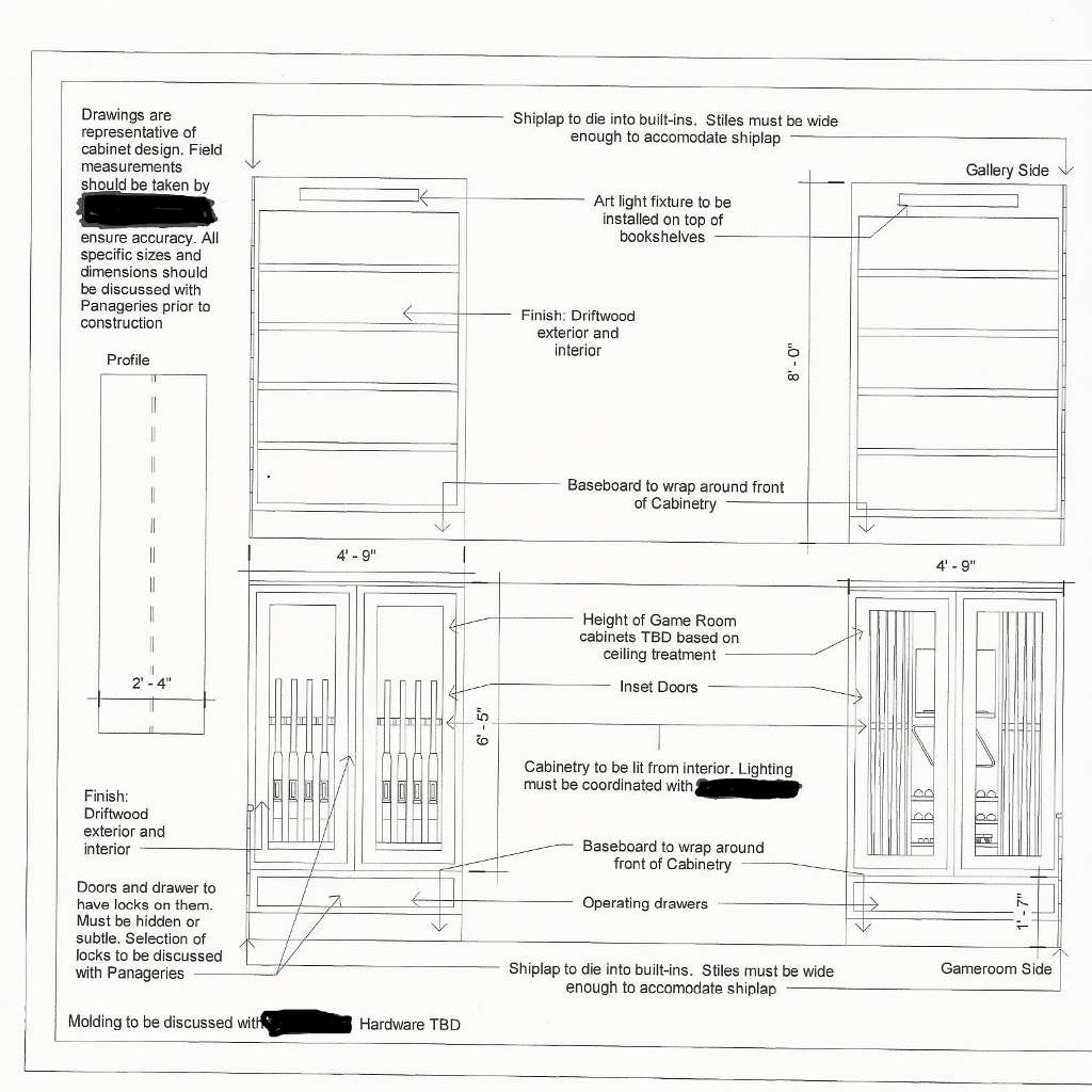 Shopsmith forums sharing information about woodworking for Cue rack plans