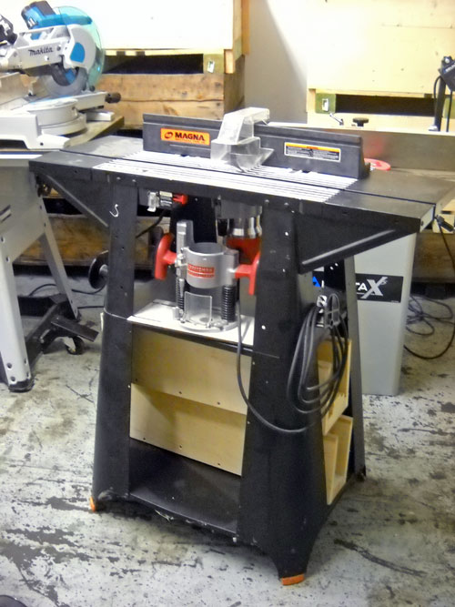 Shopsmith forums sharing information about woodworking and magna router table 12244 1g greentooth Gallery