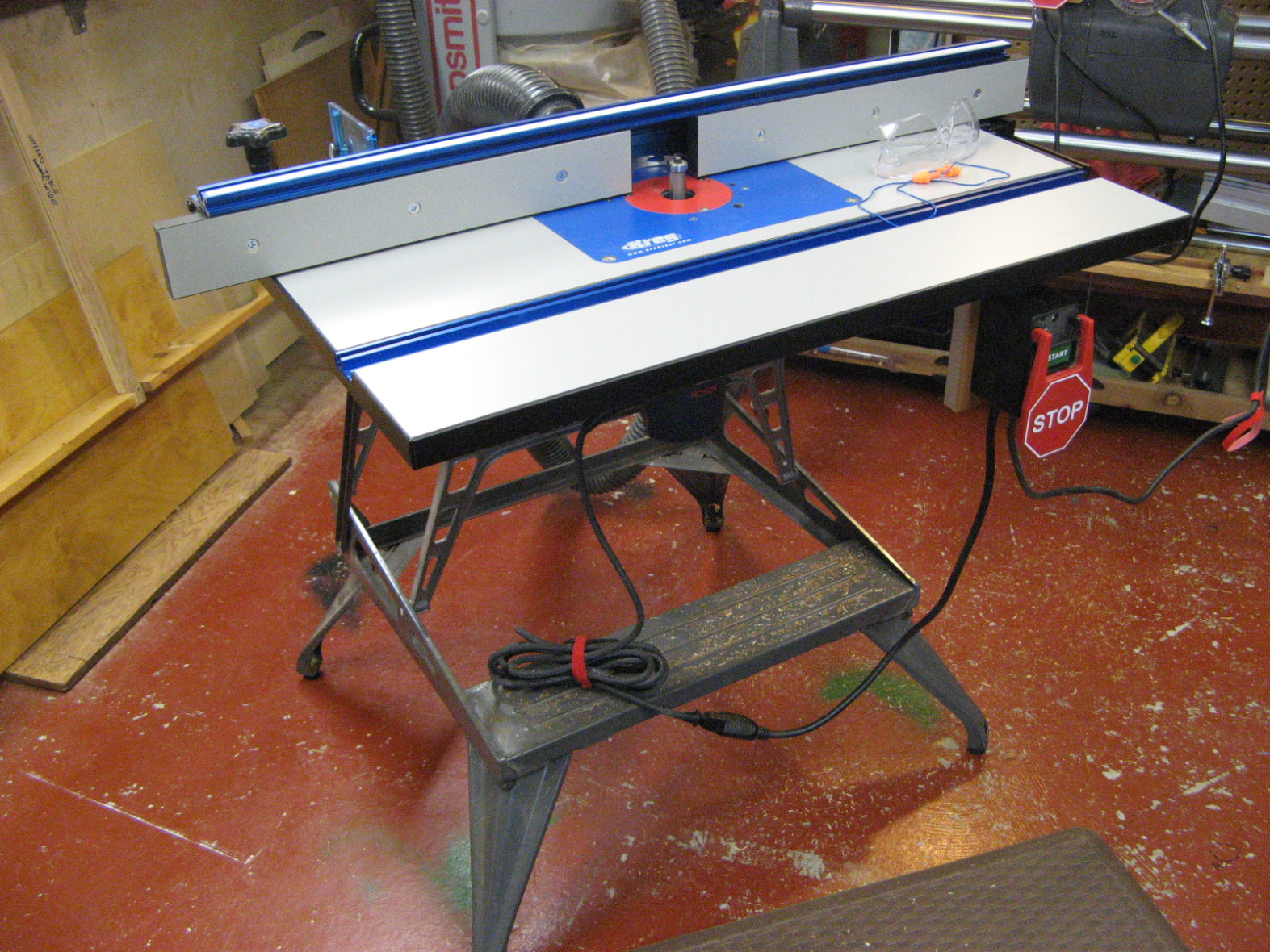Shopsmith forums sharing information about woodworking and routertable1780g greentooth Images