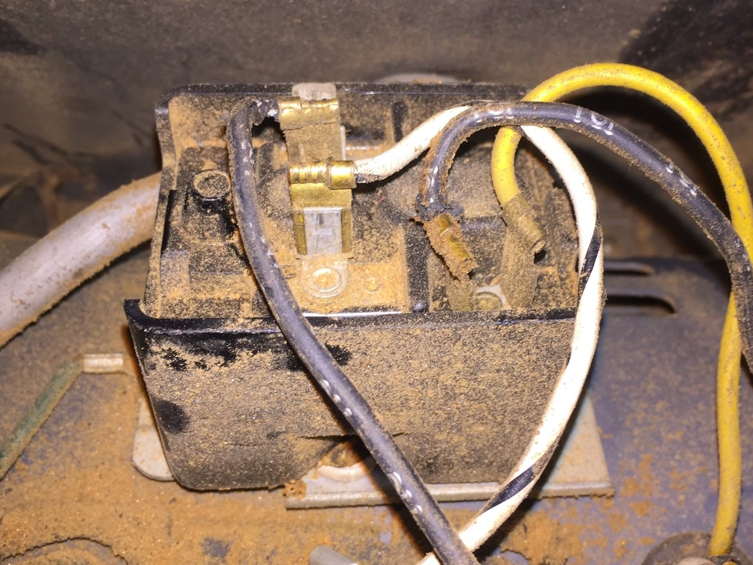 Shopsmith Forums Sharing Information About Woodworking And Start Switch Relay Bypass Ao Smith 2